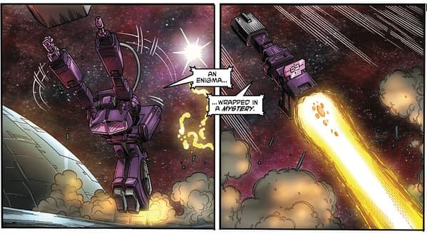 Transformers Regeneration One #99