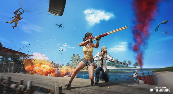 PlayerUnknown's Battlegrounds Announce Bonus XP Events