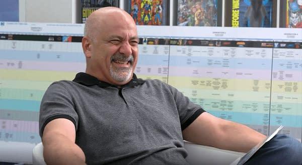 Post-Dan DiDio Changes, Already Happening at DC Comics?