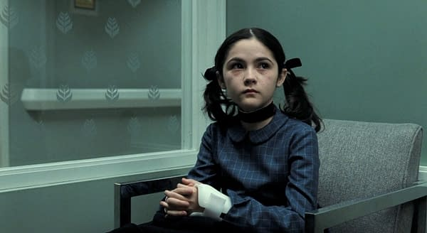 Orphan: First Kill Has a Solid Twist According to Julia Stiles