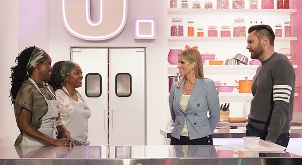 Crime Scene Kitchen season 1 episode 3 Challenges Dessert Detectives