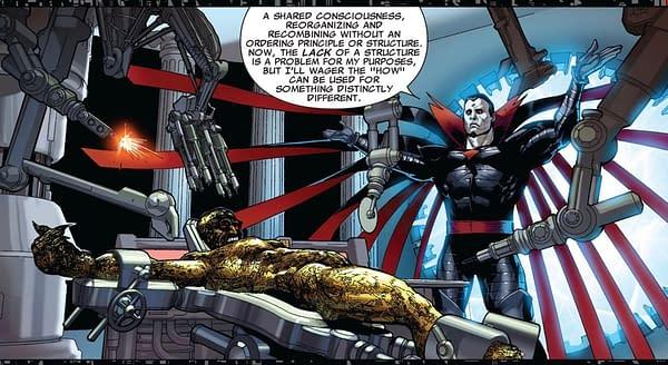 Unpacking New Blind Item Sinister Secrets in X-Men #21 (Spoilers)