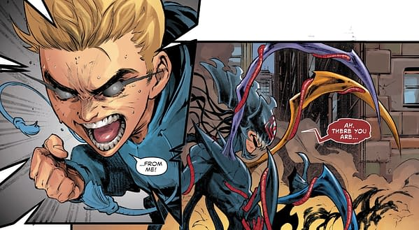 Venom: First Host #3 Second Printing Rockets In Price Despite Venom #18