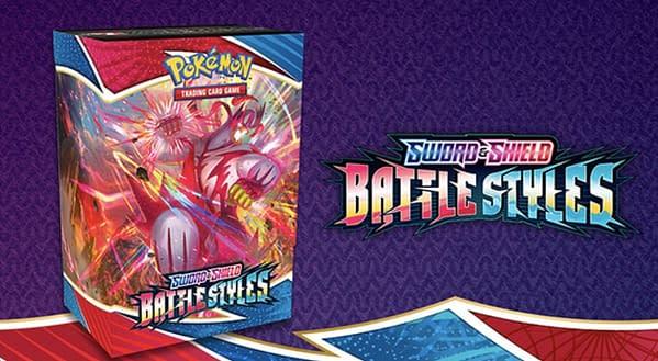 Battle Styles ad. Credit: Pokémon TCG