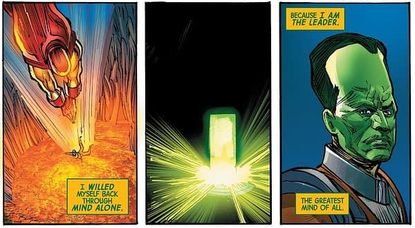 Did She-Hulk Die In Civil War II After All? Immortal Hulk #34 Spoilers.