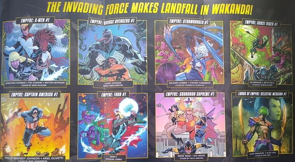 What Do Marvel Comics Adverts Say About Empyre And Everything Else?
