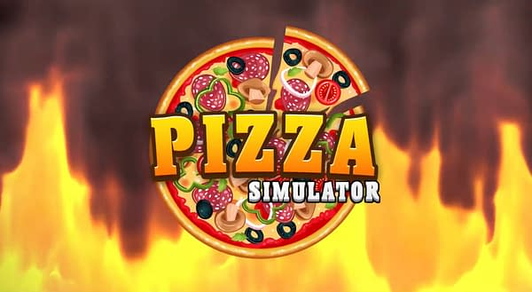 I'll have a slice with the works! Extra mushrooms, no onions. Courtesy of Gaming Factory.