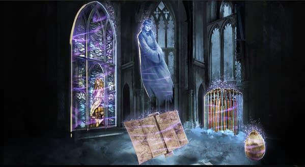 Harry Potter: Wizards Unite Triwizarding Secrets Part 2 image. Credit: Niantic