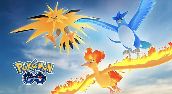 Kanto Raid Day graphic. Credit: Pokémon GO