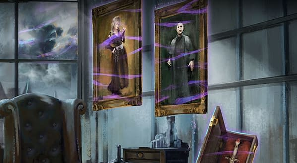 Harry Potter: Wizards Unite: An Imperfect Love Part 2 graphic. Credit: Niantic