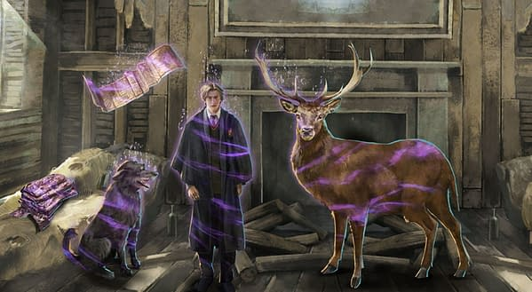 Harry Potter: Wizards Unite New Mauraders Part Two image. Credit: Niantic