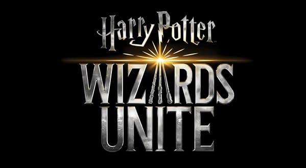 Harry Potter: Wizards Unite logo. Credit: Niantic