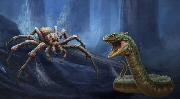 Harry Potter: Wizards Unite Adversaries image. Credit: Niantic