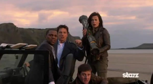 Review: Torchwood Miracle Day –  A Look, It Moves! Special by Adi Tantimedh