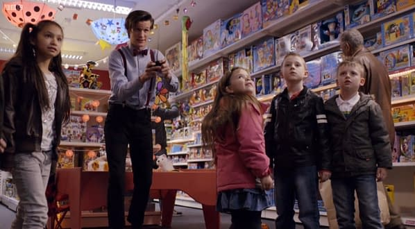 Ten Thoughts About Doctor Who: Closing Time