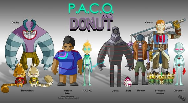 PACO_and_Donut_Cast