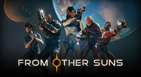 From Other Suns Launched On Oculus Touch Today