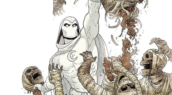 Why Marvel Should Not Make a Moon Knight Movie