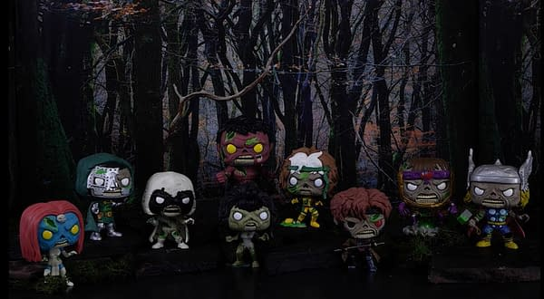 New Marvel Zombies Pops by Revealed During Funko FUN TV