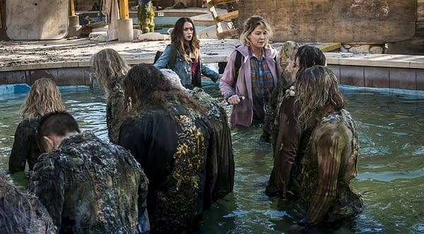 Fear the Walking Dead Season 4, Episode 4 'Buried' Review: Who Am I Supposed to Like Again?