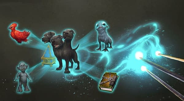 Harry Potter: Wizards Unite June 2021 Community Day graphic. Credit: Niantic