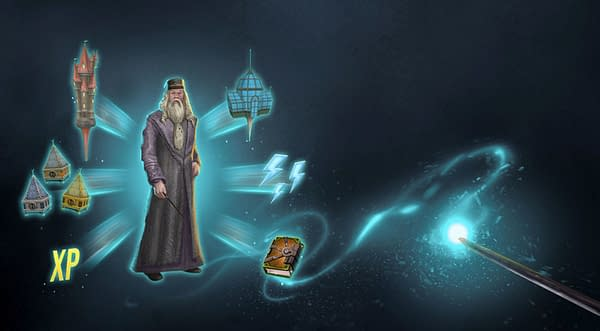 Harry Potter: Wizards Unite 2nd Anniversary Event. Credit: Niantic