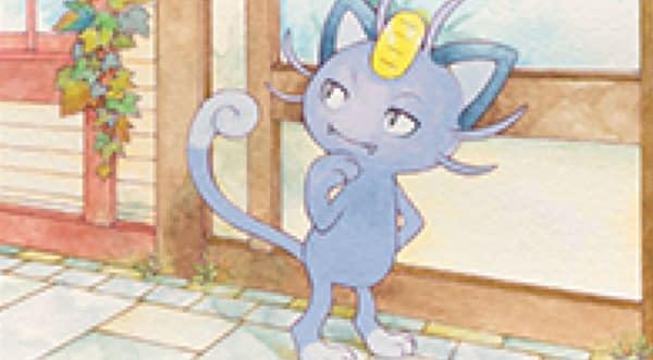 Alolan Meowth. Credit: Pokémon TCG