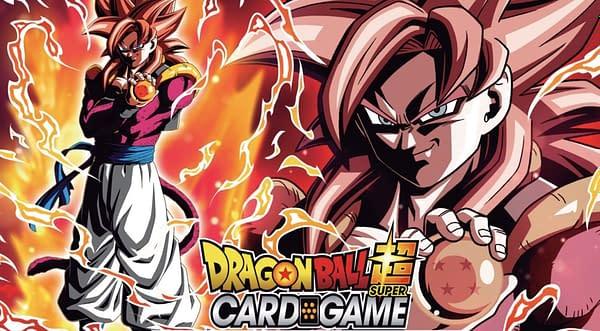 Dragon Ball Super Card Game 2021 Anniversary art. Credit: Bandai