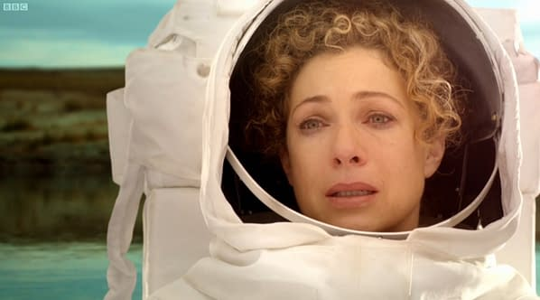 Ten Thoughts About Doctor Who: The Wedding Of River Song