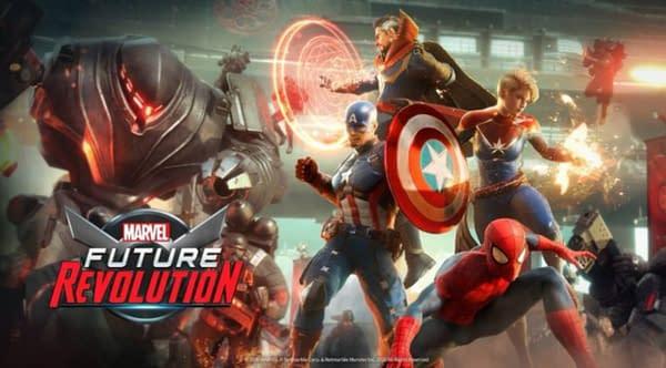 "Netmarble Announces ""Marvel Future Revolution"" At PAX East 2020"