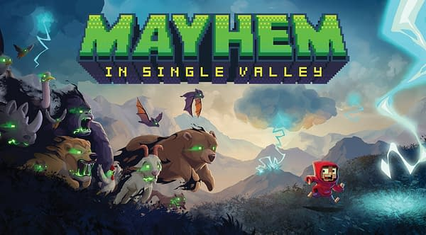 Who would have thought a single teenager on his own could have caused Mayhem In Single Valley, courtesy of tinyBuild Games.