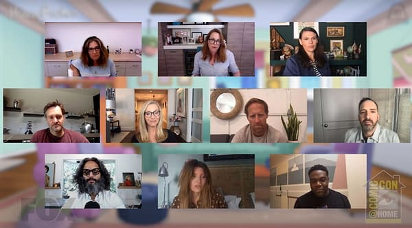HouseBroken: The Cast & Creators Talk Characters At Comic-Con 2021