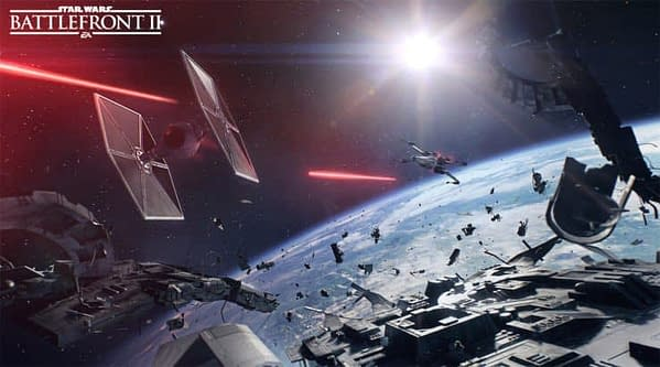 Gamescon Will Feature New Battles From 'Star Wars: Battlefront II'
