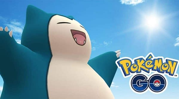 Pokémon GO Adds Snorlax as a Limited Time Research Reward