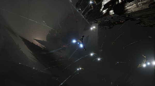 """CCP Games and Hadean Reveal """"EVE Online"""" Aether Wars: Phase Two"""