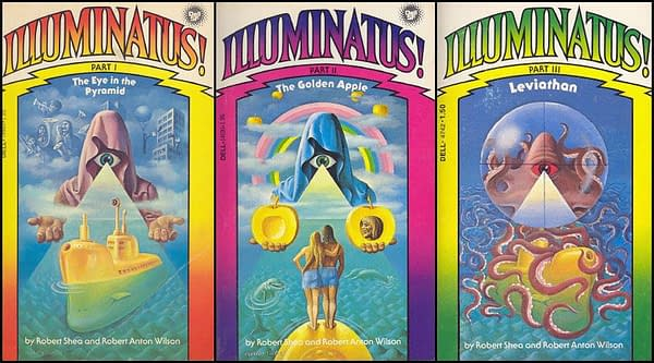 Brian Taylor to Adapt Robert Anton Wilson and Robert Shea's The Illuminatus! Trilogy as a TV Show