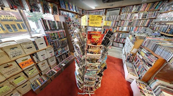 After 35 Years, Aftertime Comics of Virginia Closes Store Permanently