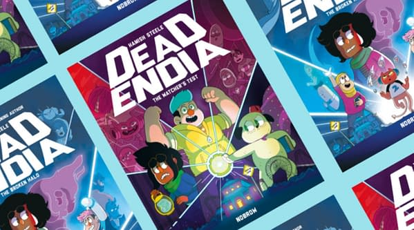 Hamish Steele's Deadendia Comic Jumps to Netflix