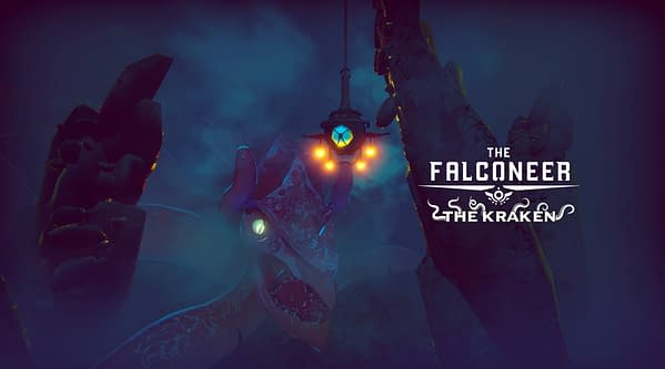 The Falconeer Unleashed A New Update With The Kraken