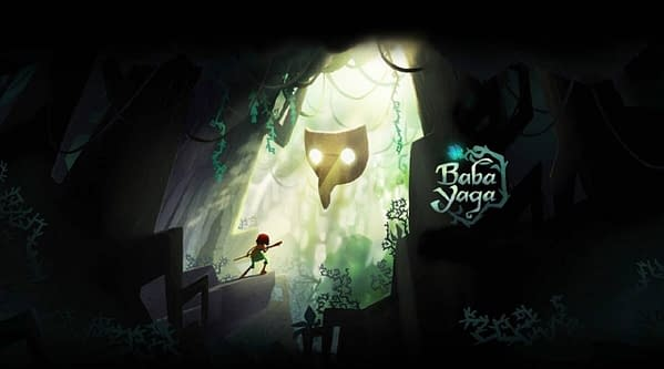 Going through the woods has never been more exciting and terrifying in Baba Yaga, courtesy of Baobab Studios.