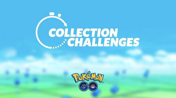 Collection Challenges in Pokémon GO. Credit: Niantic