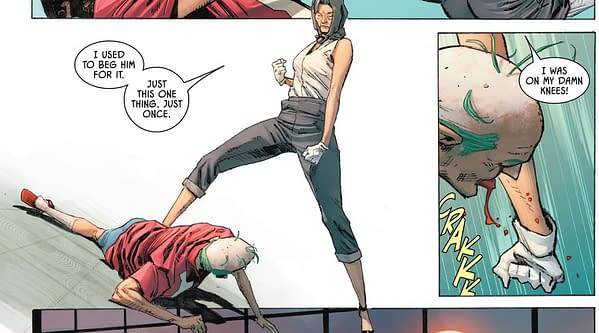 This The Change Tom King Had To Ask Warners About? Batman/Catwoman #2