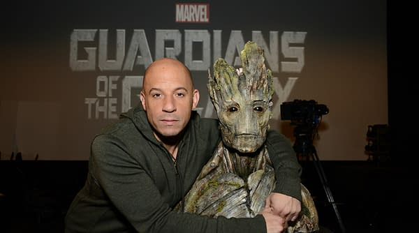 vin diesel groot marvel guardians of the galaxy