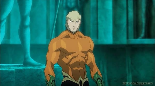 Justice League Throne of Atlantis Preview 021