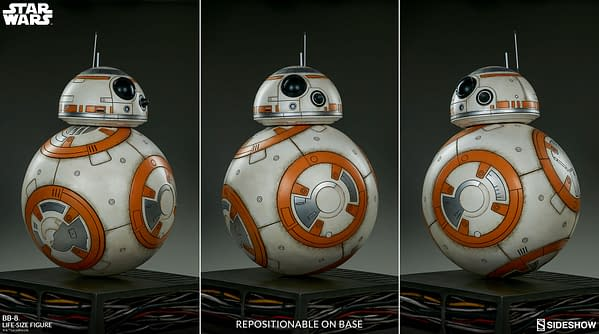 Sideshow Collectibles Star Wars Life Size BB-8 15
