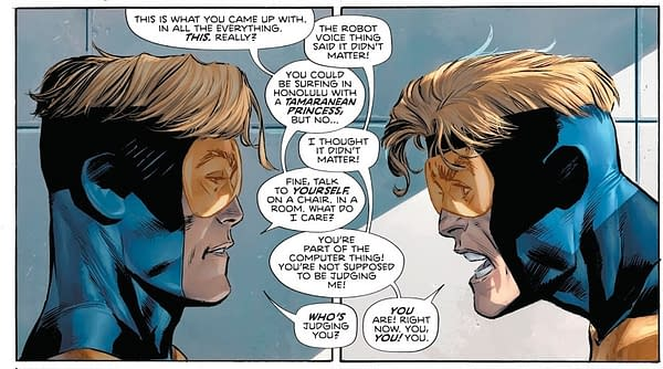 Secrets And Lies In Heroes In Crisis #3