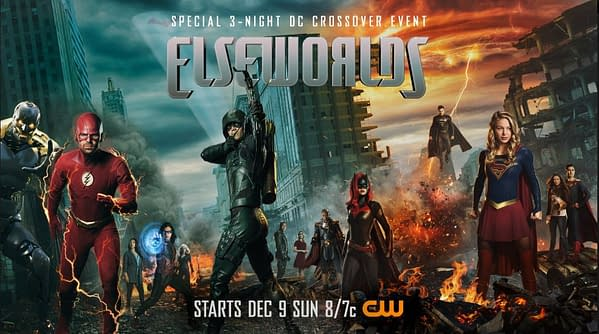 arrowverse elseworlds final poster