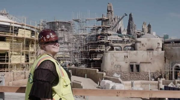 Construction Manager for Star Wars: Galaxy's Edge Gives BTS Sneak Peek