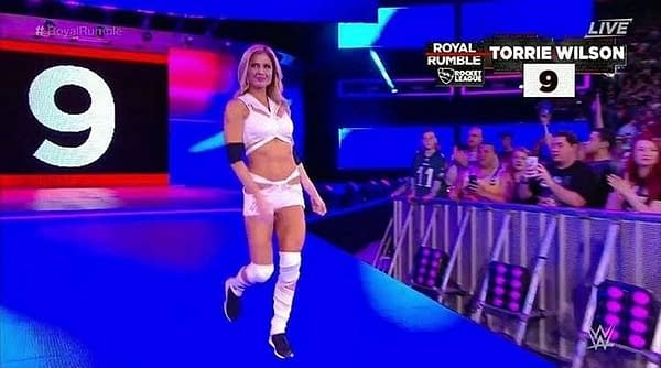 ESPN Discovers Secret WWE Plan to Induct Torrie Wilson Into Hall of Fame