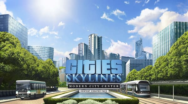 """Cities: Skylines"" Receives A New DLC Pack With ""Modern City Center"""